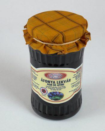 Tartósítószermentes málnalekvár 370 ml