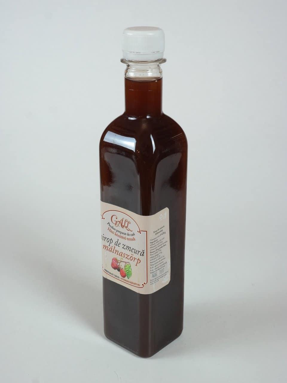 Málnaszörp 500 ml