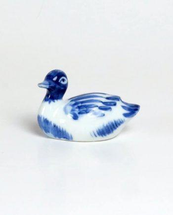 Japán porcelán kacsa
