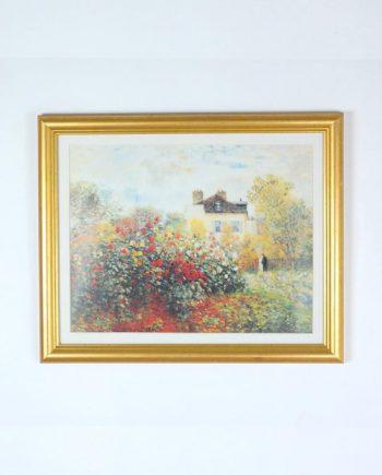 Monet: A festő kertje Argenteuil-ben