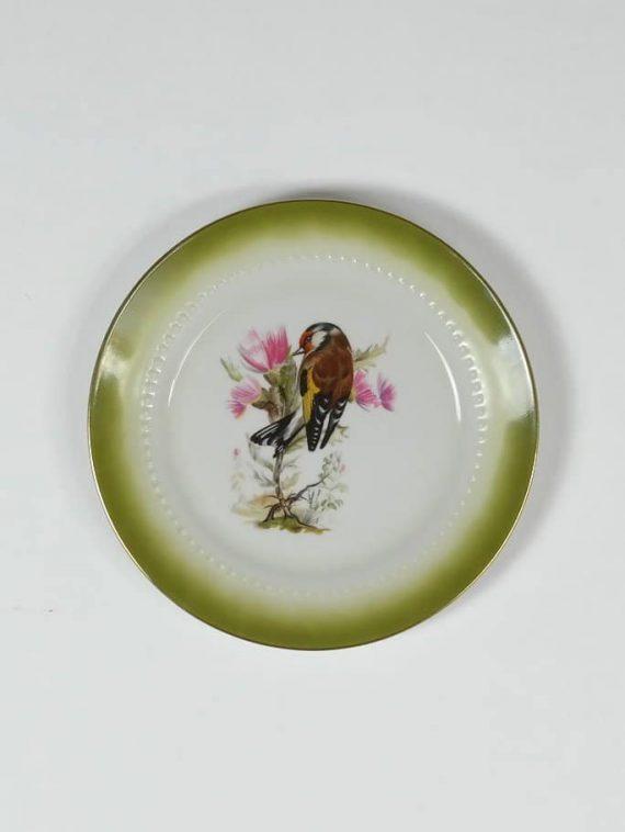 Madár tányéron