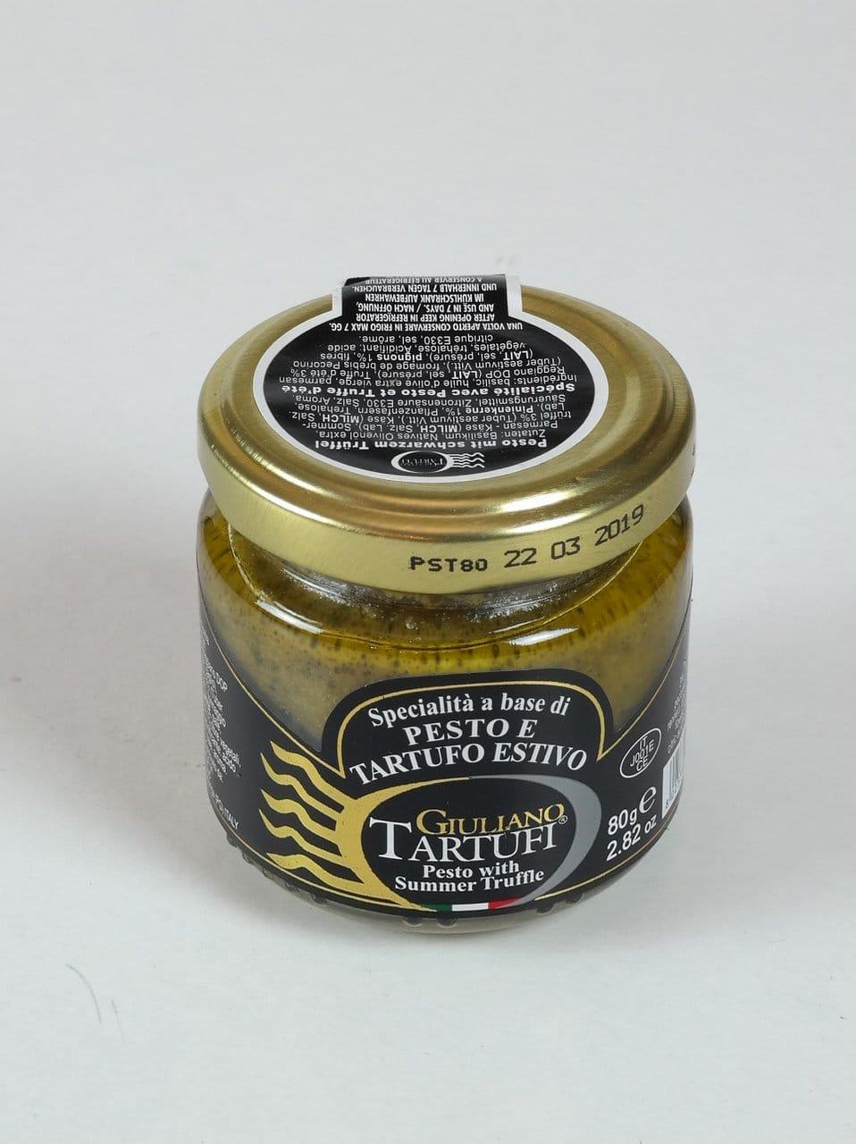 Pesto nyári szarvasgombával 80 g