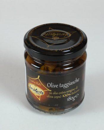 Fekete olívabogyó 180 g