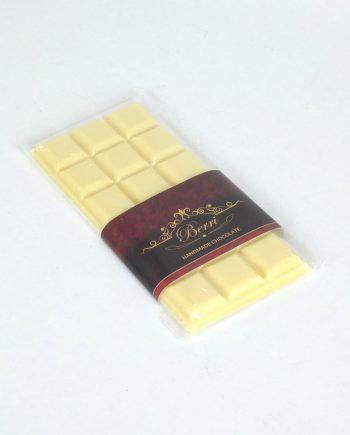 Kézműves fehércsokoládé Székelyföldről.