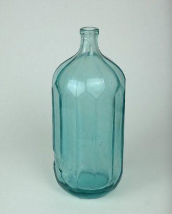 Régi szódásüveg Erdélyből