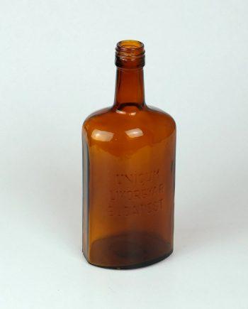 Régi unicumos üveg