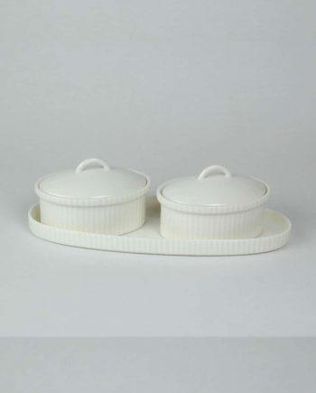 Porcelán szószos