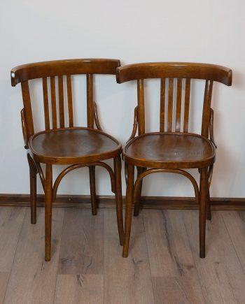 Thonet székek párban