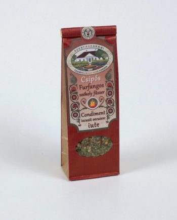 Csípős furfangos székely fűszer