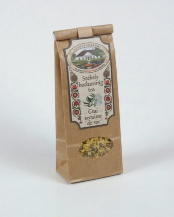 Székely bodzavirág tea