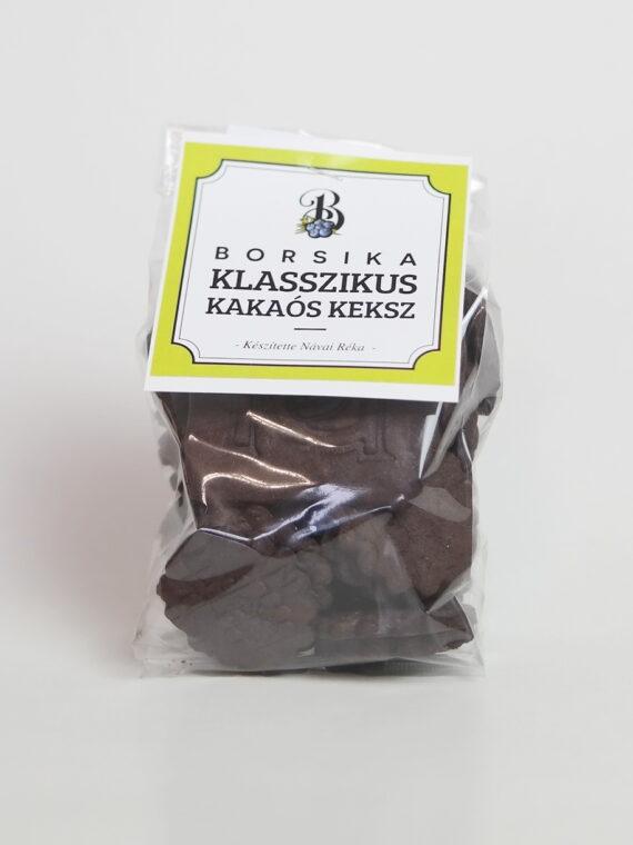 Klasszikus kakaós keksz